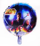 "BALON 18"" STAR WARS"
