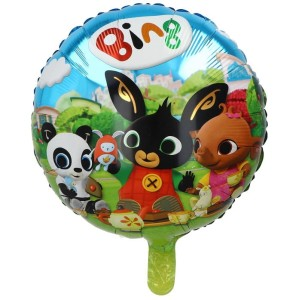 "BALON 18""BING ZIELONY"