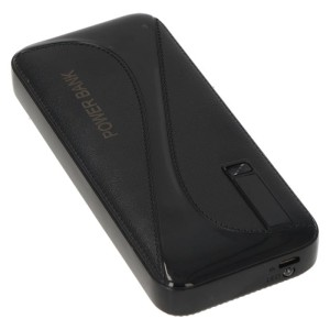 POWER BANK  POWERBANK 20000mah LED USB CZARNY