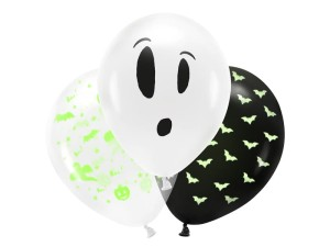 BALONY UV 27CM BOO! MIX