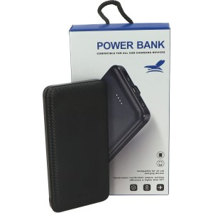 POWER BANK  POWERBANK 20000mah  USB CZARNY