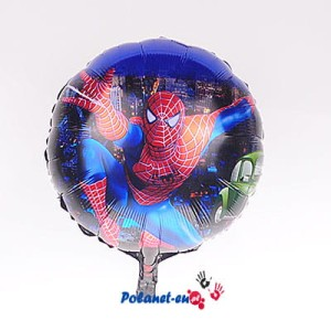"BALON 18"" SPIDERMAN"