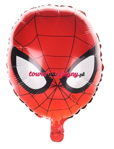 "BALON 18"" SPIDERMAN GŁOWA"