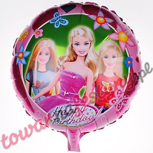 "BALON 18"" BARBIE"