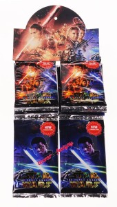 KARTY STAR WARS 36SZT