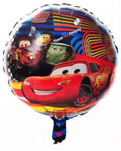 "BALON 18"" CARS NEW"