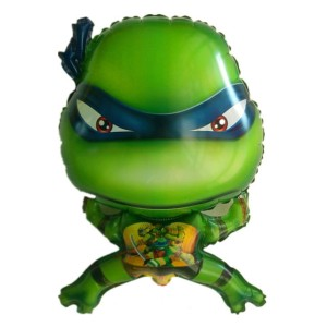 "BALON 22"" TURTLES ŻÓŁW NINJA"