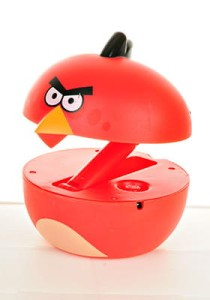 LAMPKA ANGRY BIRDS REGULOWANA LED
