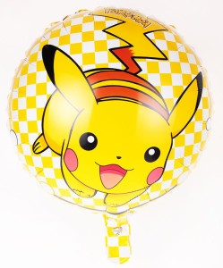 "BALON 18"" POKEMON PIKACHU"