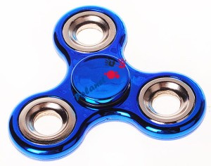 METALOWY SPINNER FIDGET METALIC